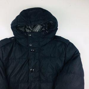 Tommy Hilfiger Hooded Puffer Jacket/Coat Unisex XL